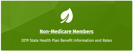 Non Medicare Members button