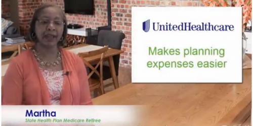 Image of State Health Plan Member Martha