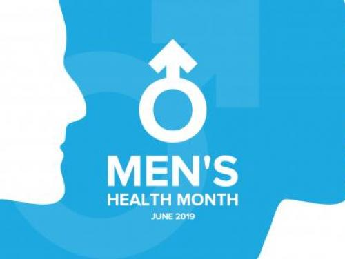 men's health month icon