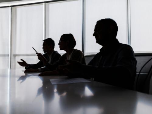 Image representing board members