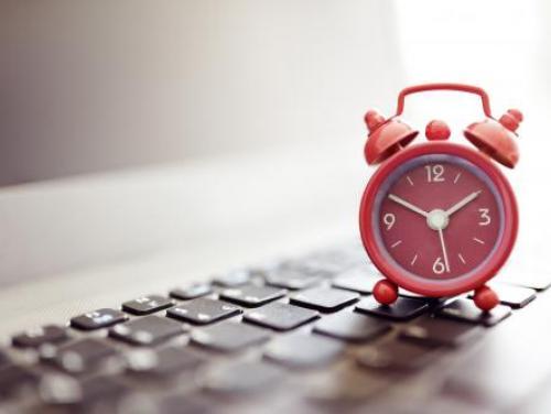 Image representing a clock