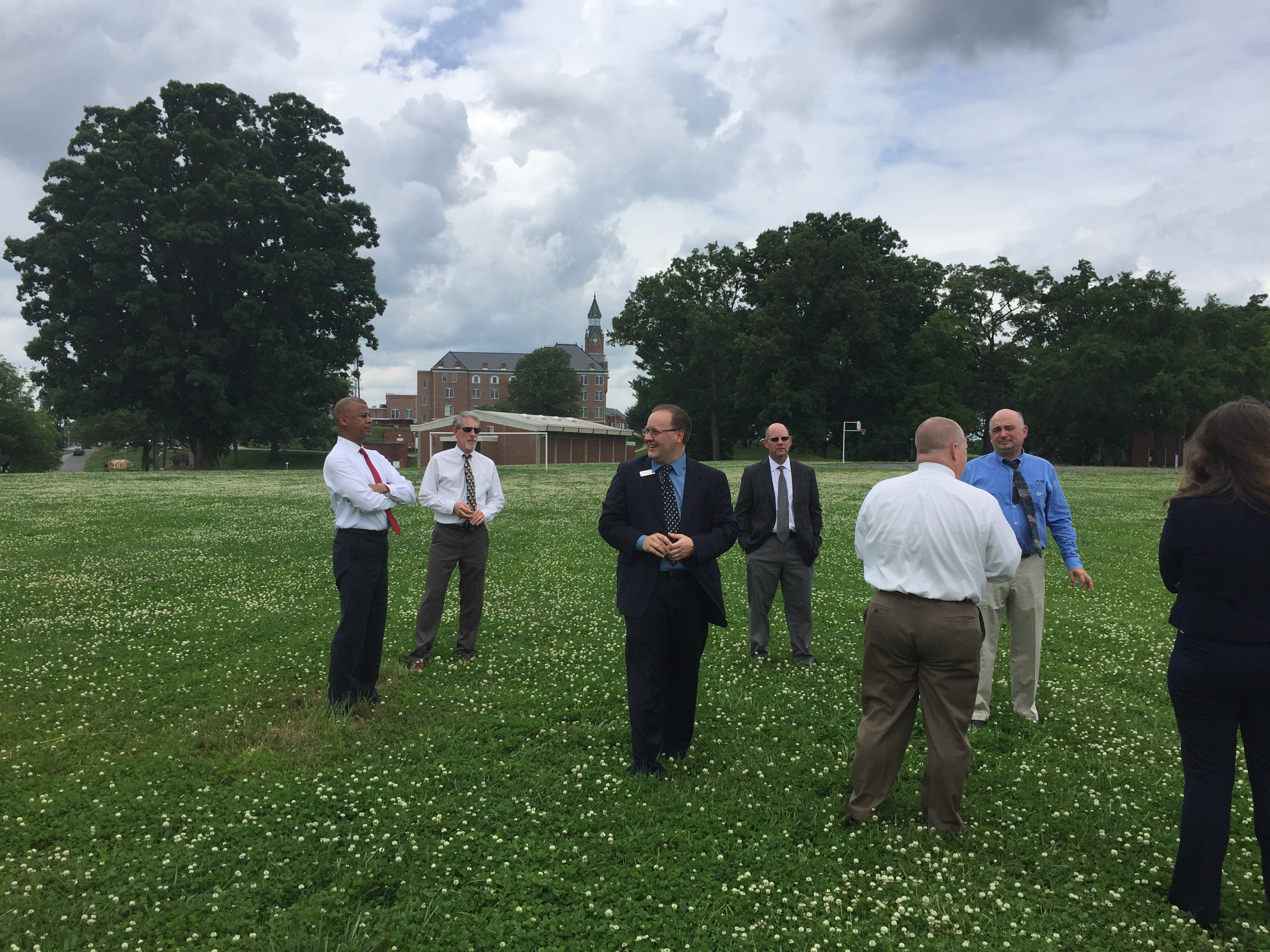 Hometown Strong Tours Broughton Site