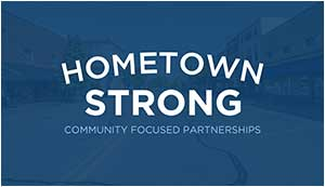 Hometown Strong logo