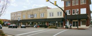 Downtown Raeford NC Hoke County