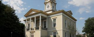 Old County Courthouse