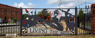 Artwork in Kinston