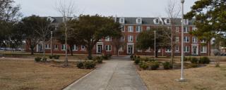 elizabeth city state university butler hall