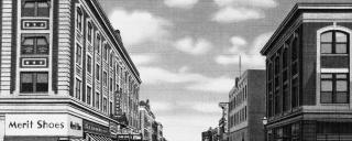 main street looking east elizabeth city