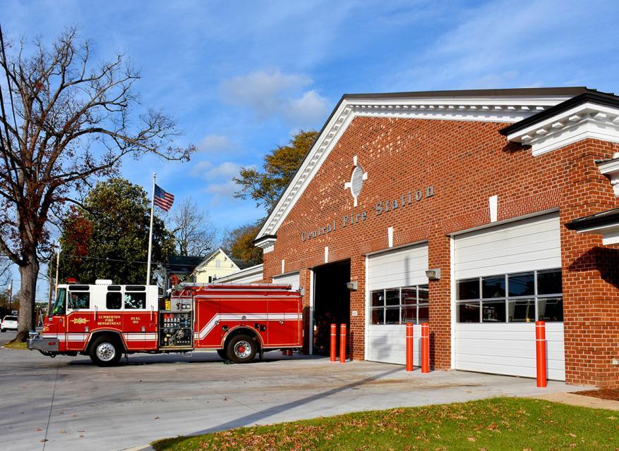 NC fire station
