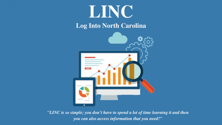 LINC is so simple, you can learn it quickly and then access the information you need.
