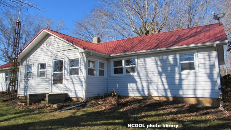 Migrant housing undergoes preoccupancy inspection in NC