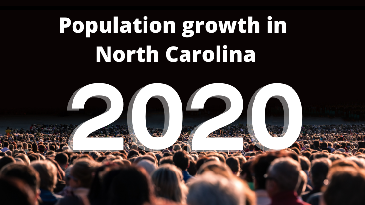 NC posts population growth in 2020