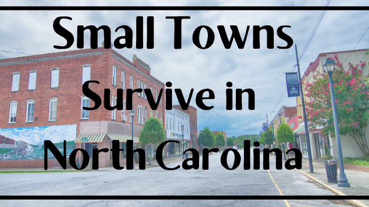 Small towns survive and thrive in North Carolina