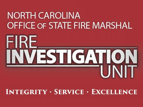 Fire Investigation Unit Logo