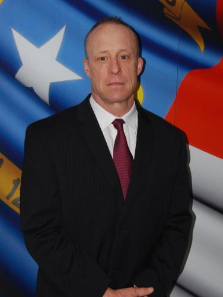 Lance Foulk Portrait