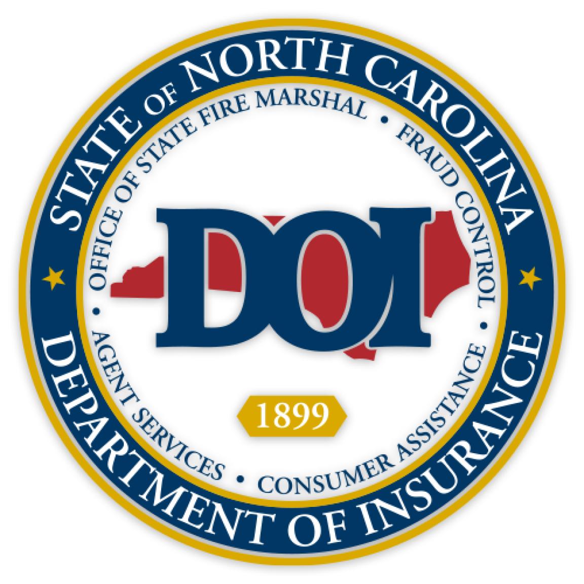 NCDOI Seal/Logo