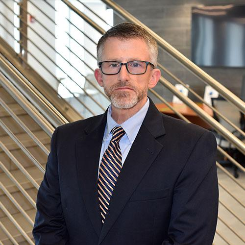 Chief Information Officer Keith Briggs