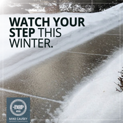 Watch Your Step This Winter