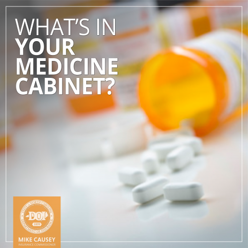 What's in Your Medicine Cabinet