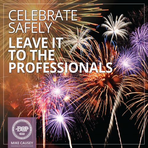 Celebrate Safely, Leave it to the Professionals
