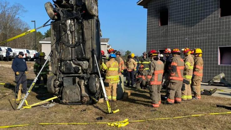 Extrication School Image