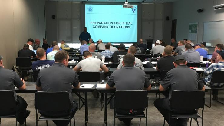 NFA Preparation for Initial Company Operations