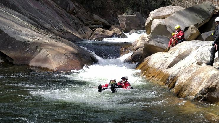 TR Water Rescue Image