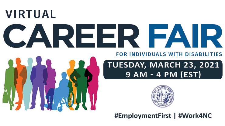 Virtual Career Fair Image