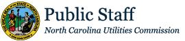 NC Public Staff logo