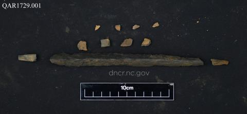 Triangular file from the QAR site