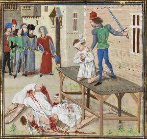Execution of Olivier Clisson