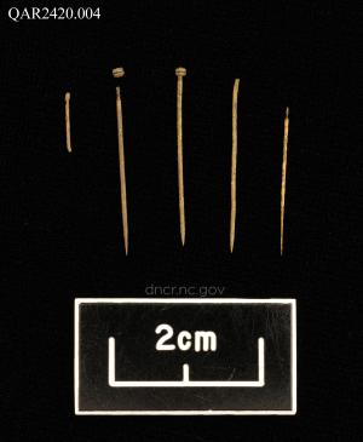 Copper alloy pins
