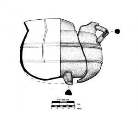 Illustration of cauldron from QAR