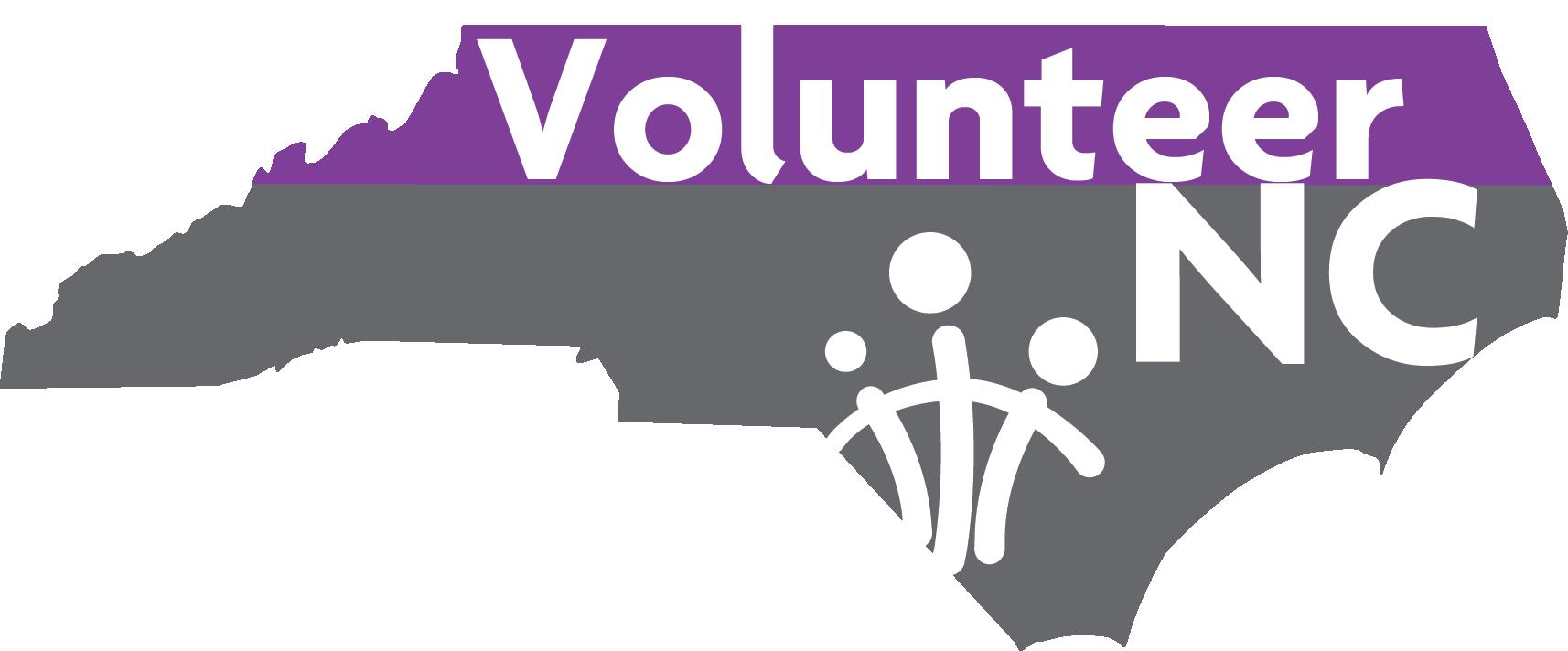 Volunteer NC logo