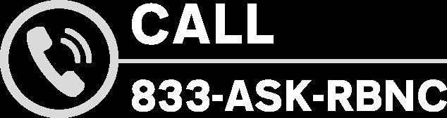 CALL 833-ASK-RBNC