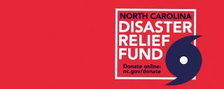 North Carolina Disaster Relief Fund logo