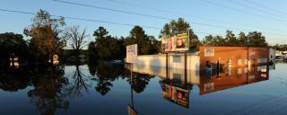 Lumberton flood