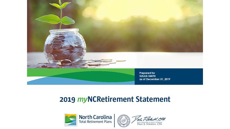 2019 myNCRetirement Statement released in April 2020
