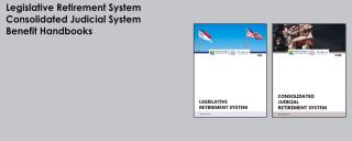 Banner image for LRS and CJRS Retirement System handbooks
