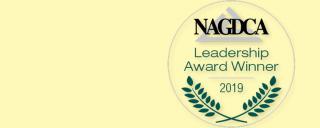NAGDCA Award logo