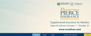 Pierce open enrollment dates Oct. 1 - 31