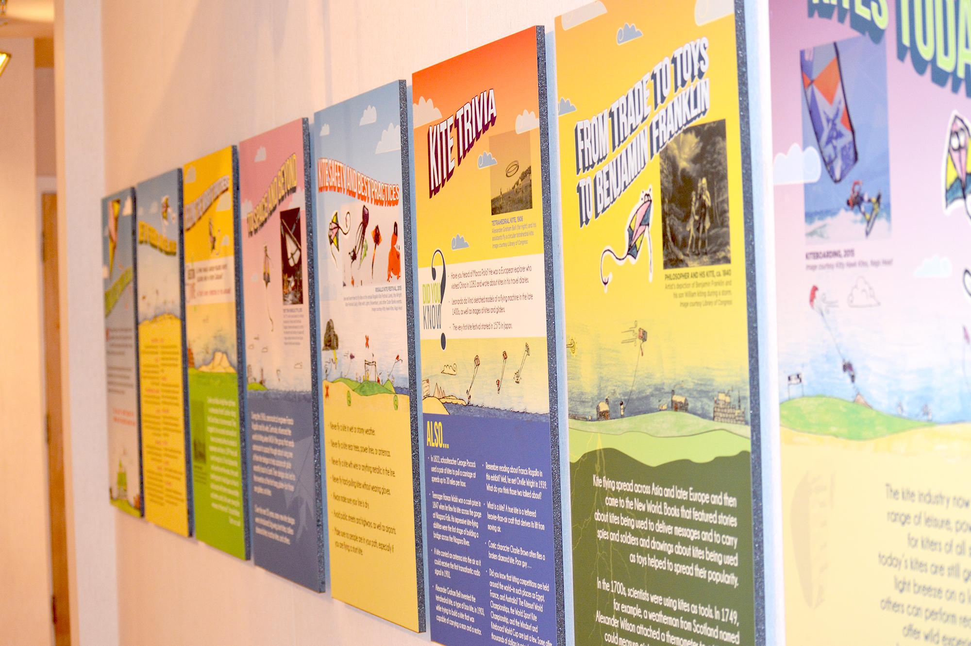 2018 traveling summer exhibits at Roanoke Island Festival Park