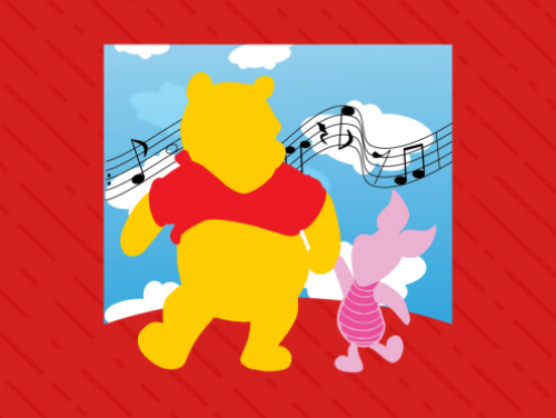 Winnie the Pooh at Roanoke Island Festival Park show graphic