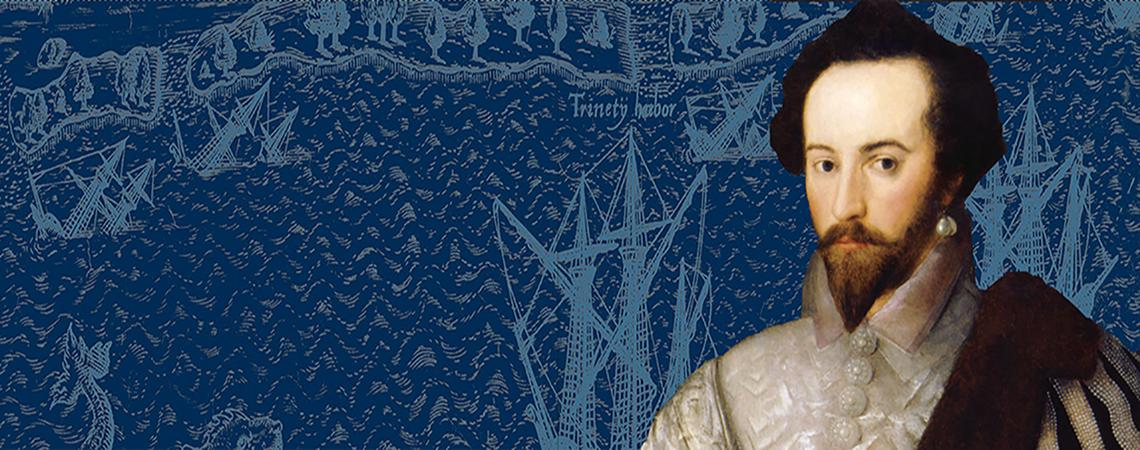 Sir Walter Raleigh banner graphic