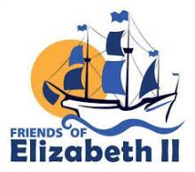 Friends of Elizabeth II logo