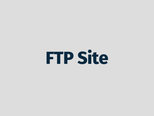 """FTP Site"""