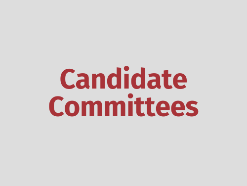 """""""Candidate Committees"""""""