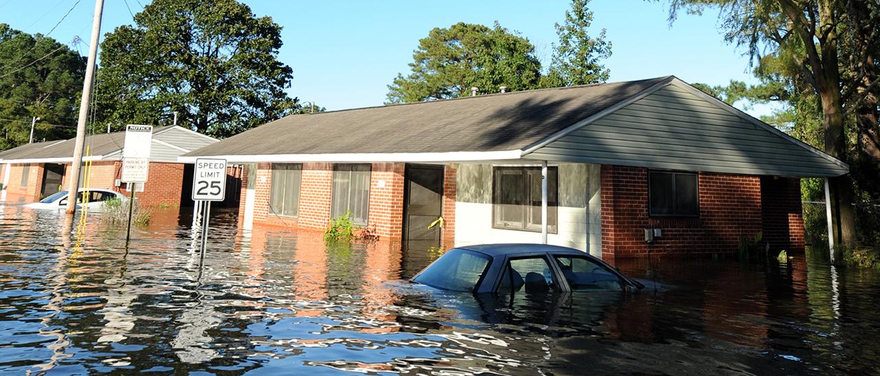 ReBuild NC: CDBG-DR Information & Assistance for Hurricane Matthew