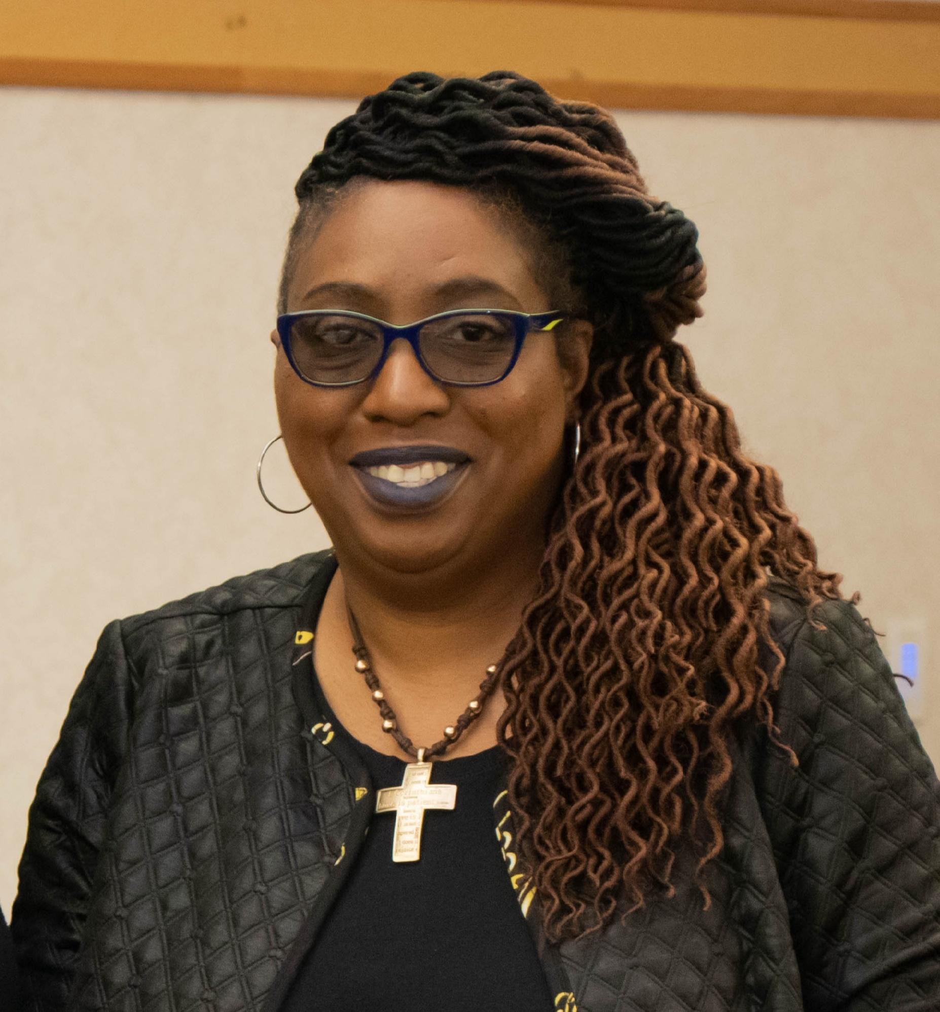 Photograph of Cotina Jones