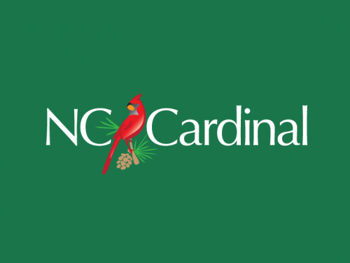 logo for the NC Cardinal library consortium